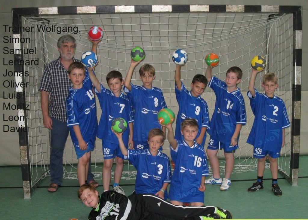 E-Jugend 1 2014-2015