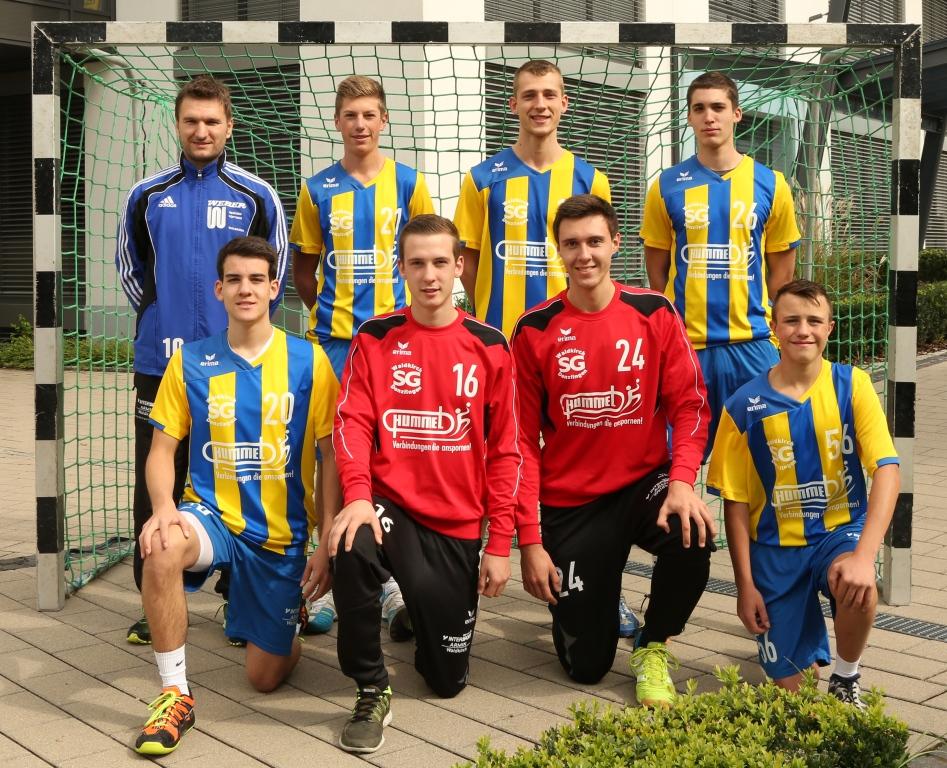 A-Jugend 2014 2015